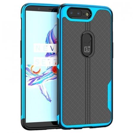 Husa OnePlus 5T Ipaky - albastru0
