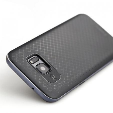 Husa Ipaky Samsung Galaxy S7 Edge - gray2