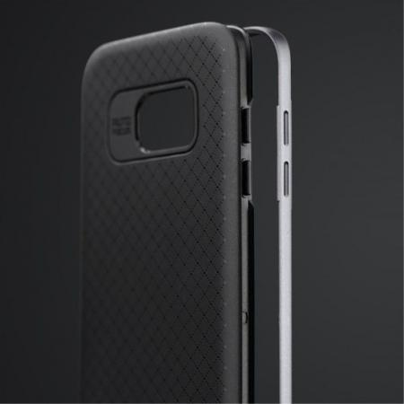 Husa Ipaky Samsung Galaxy S7 Edge - gray4