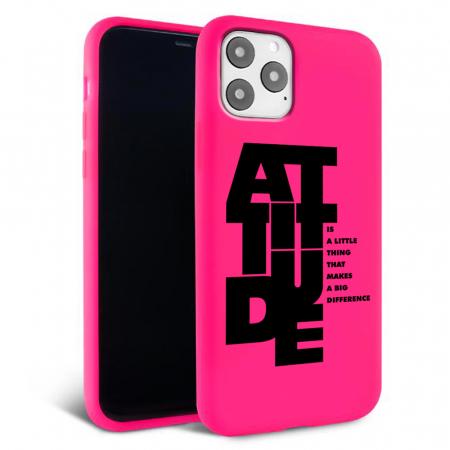 Husa iPhone 11 - Silicon Matte - Attitude 1 [2]