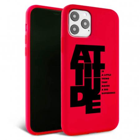 Husa iPhone 11 - Silicon Matte - Attitude 1 [0]