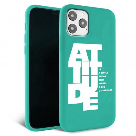 Husa iPhone 11 - Silicon Matte - Attitude 2 [4]