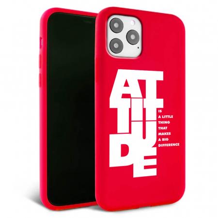 Husa iPhone 11 - Silicon Matte - Attitude 2 [1]