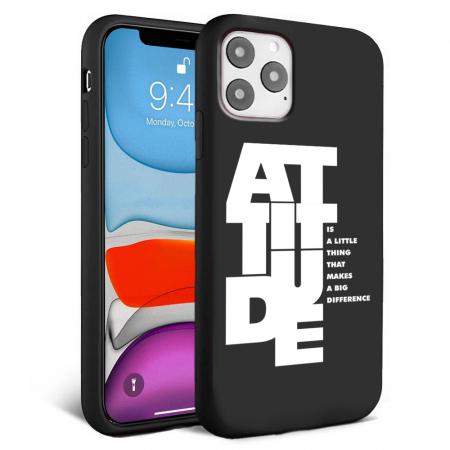 Husa iPhone 11 - Silicon Matte - Attitude 2 [2]