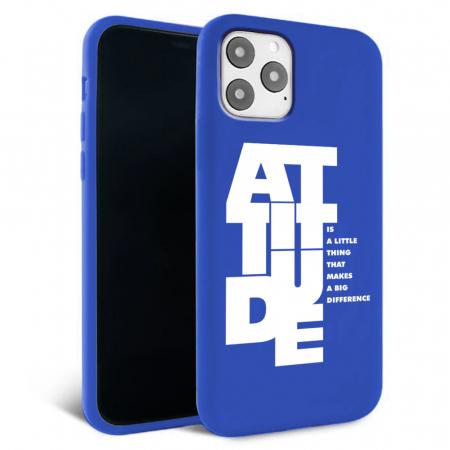 Husa iPhone 11 - Silicon Matte - Attitude 2 [5]