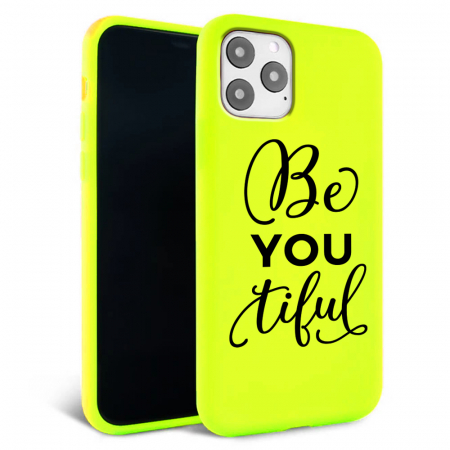 Husa iPhone 11 - Silicon Matte - Be you 1 [2]