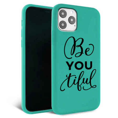 Husa iPhone 11 - Silicon Matte - Be you 1 [4]