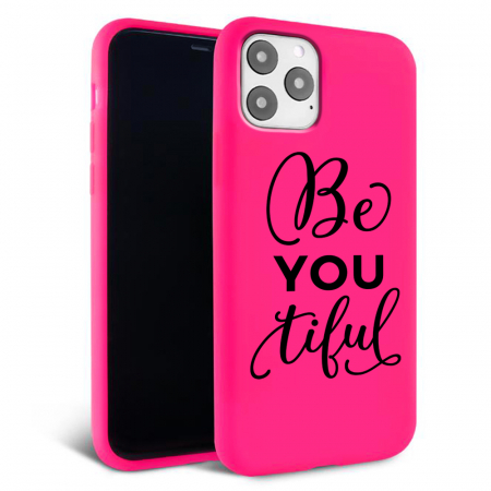 Husa iPhone 11 - Silicon Matte - Be you 1 [3]