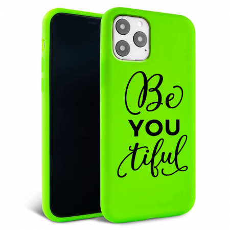 Husa iPhone 11 - Silicon Matte - Be you 1 [5]