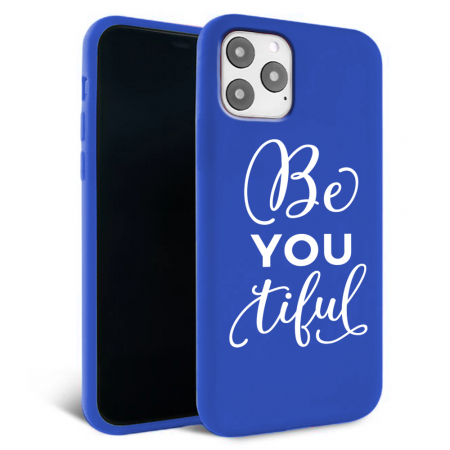 Husa iPhone 11 - Silicon Matte - Be you 2 [4]
