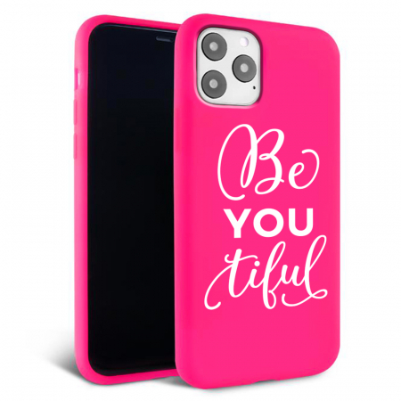 Husa iPhone 11 - Silicon Matte - Be you 2 [2]