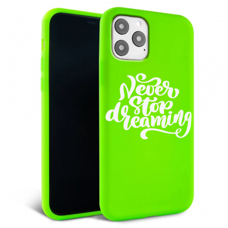 Husa iPhone 11 - Silicon Matte - Dreaming 1 [1]