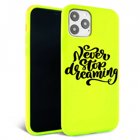 Husa iPhone 11 - Silicon Matte - Dreaming 2 [4]