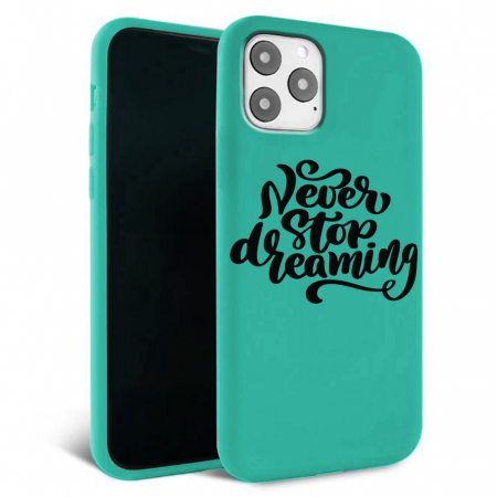 Husa iPhone 11 - Silicon Matte - Dreaming 2 [2]