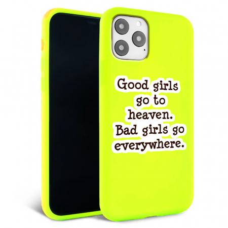 Husa iPhone 11 - Silicon Matte - Good Girls [0]