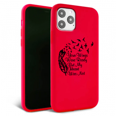 Husa iPhone 11 - Silicon Matte - Hearts 1 [5]