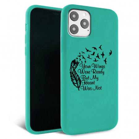 Husa iPhone 11 - Silicon Matte - Hearts 1 [0]