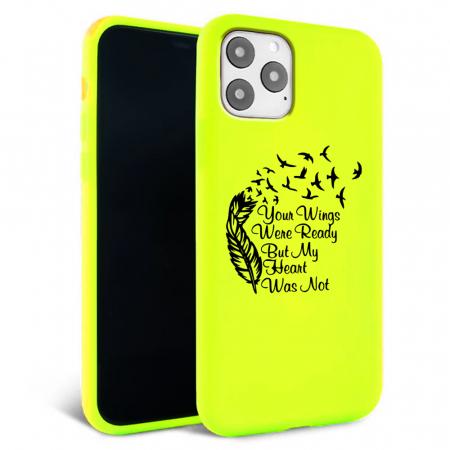 Husa iPhone 11 - Silicon Matte - Hearts 1 [4]
