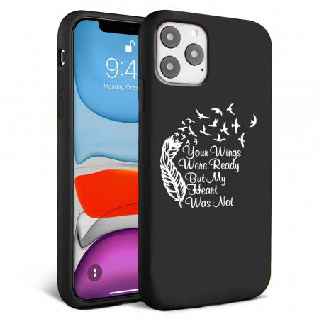 Husa iPhone 11 - Silicon Matte - Hearts 2 [0]