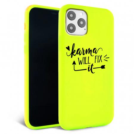 Husa iPhone 11 - Silicon Matte - Karma 2 [0]