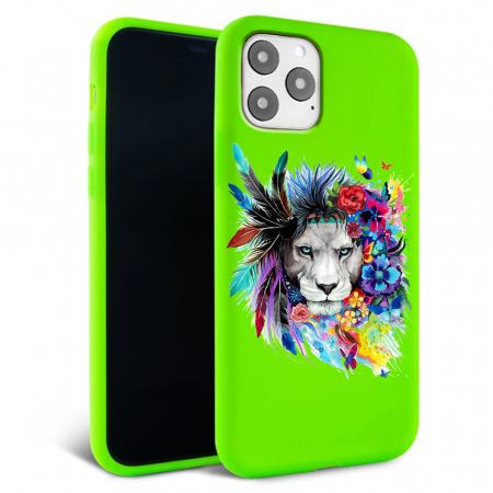 Husa iPhone 11 - Silicon Matte - Lion King [1]