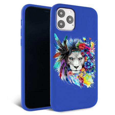 Husa iPhone 11 - Silicon Matte - Lion King [2]