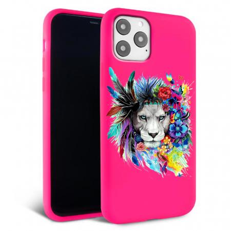 Husa iPhone 11 - Silicon Matte - Lion King [3]