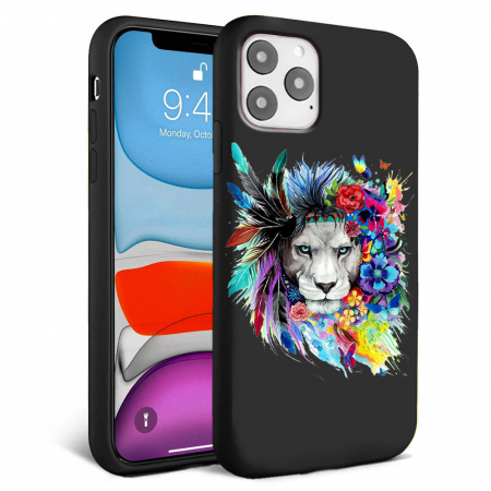 Husa iPhone 11 - Silicon Matte - Lion King [5]