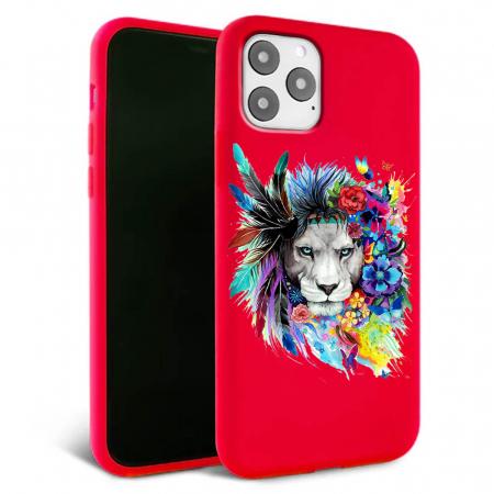 Husa iPhone 11 - Silicon Matte - Lion King [6]