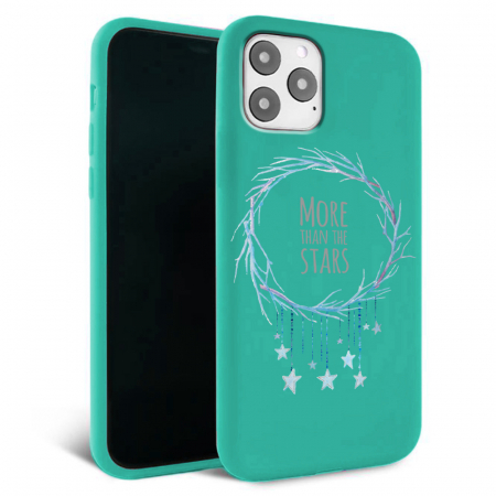 Husa iPhone 11 - Silicon Matte - More than the stars [4]