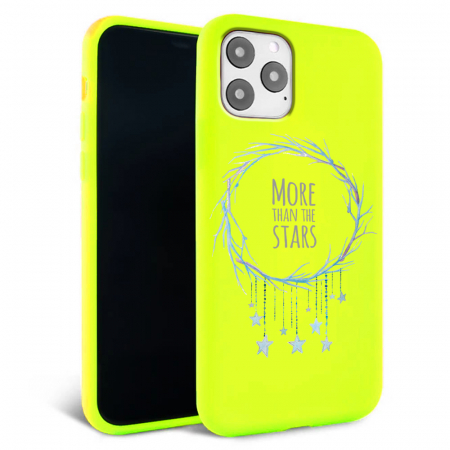 Husa iPhone 11 - Silicon Matte - More than the stars [2]