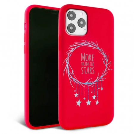 Husa iPhone 11 - Silicon Matte - More than the stars [0]
