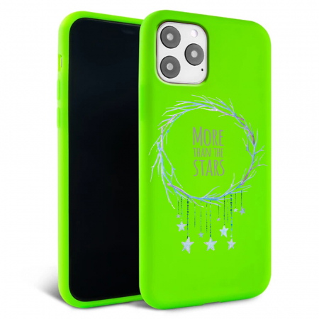 Husa iPhone 11 - Silicon Matte - More than the stars [6]