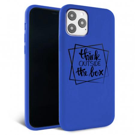 Husa iPhone 11 - Silicon Matte - Outside the Box 1 [4]