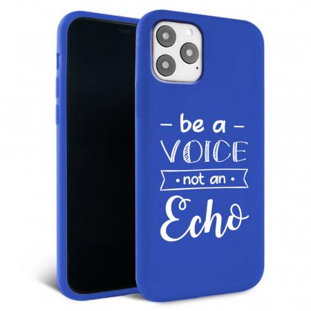 Husa iPhone 11 - Silicon Matte - Voice 1 [1]