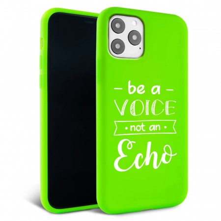 Husa iPhone 11 - Silicon Matte - Voice 1 [0]