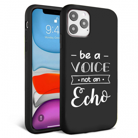 Husa iPhone 11 - Silicon Matte - Voice 1 [5]
