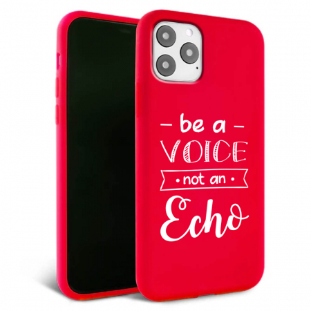 Husa iPhone 11 - Silicon Matte - Voice 1 [6]