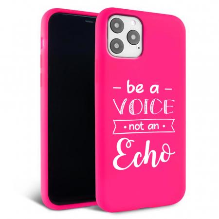 Husa iPhone 11 - Silicon Matte - Voice 1 [3]