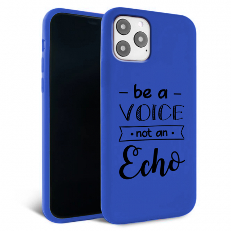 Husa iPhone 11 - Silicon Matte - Voice 2 [0]