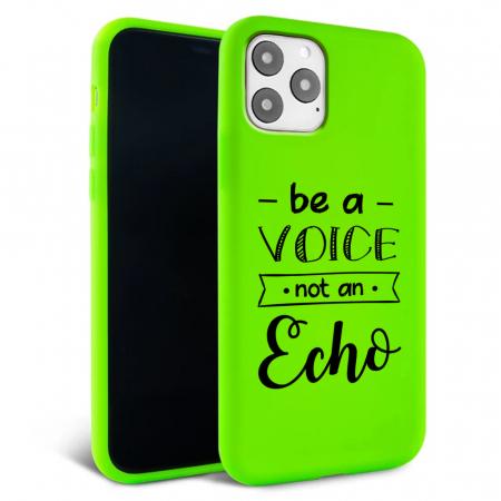 Husa iPhone 11 - Silicon Matte - Voice 2 [2]