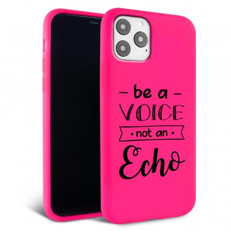 Husa iPhone 11 - Silicon Matte - Voice 2 [1]