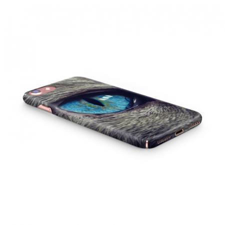 Husa iPhone 6 Custom Hard Case Cat Eye3