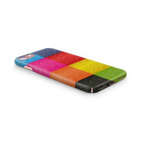 Husa iPhone 6 Custom Hard Case Color Blocks1