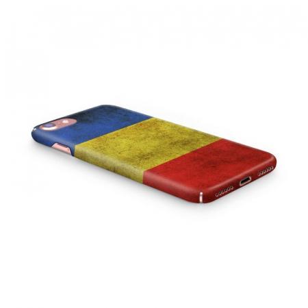 Husa iPhone 6 Custom Hard Case Flag RO3