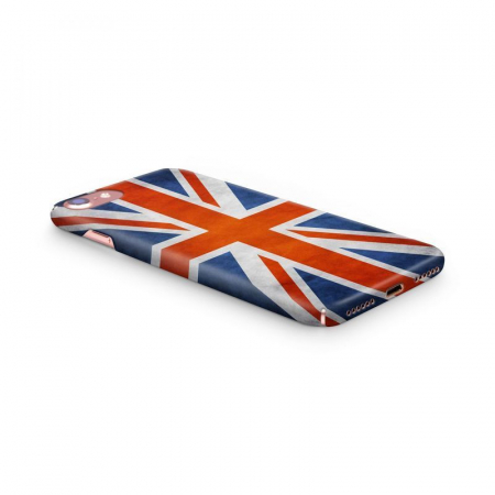 Husa iPhone 6 Custom Hard Case Flag UK1