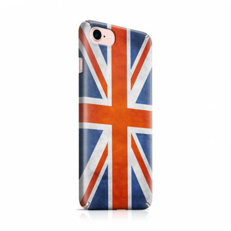 Husa iPhone 6 Custom Hard Case Flag UK0