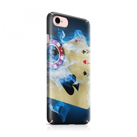 Husa iPhone 6 Custom Hard Case Poker Aces0