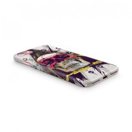 Husa iPhone 6 Custom Hard Case Skull 22