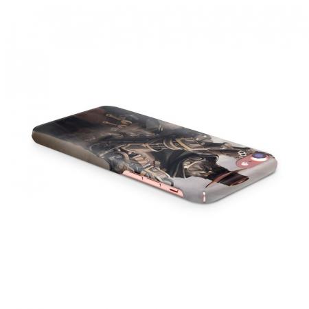 Husa iPhone 6 Custom Hard Case Steampunk Fighter1